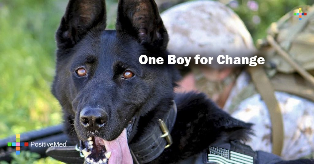 One Boy for Change
