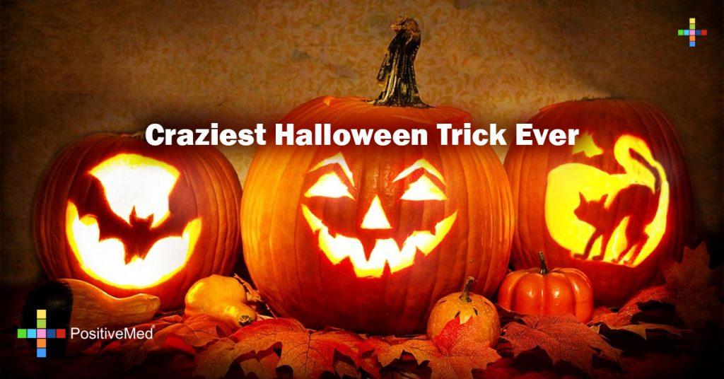 Craziest Halloween Trick Ever