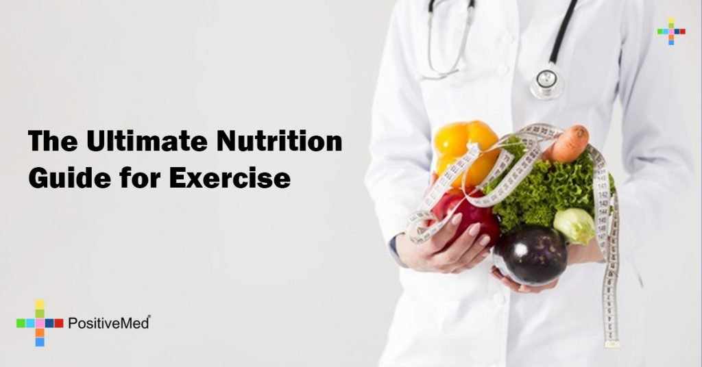 The Ultimate Nutrition Guide for Exercise