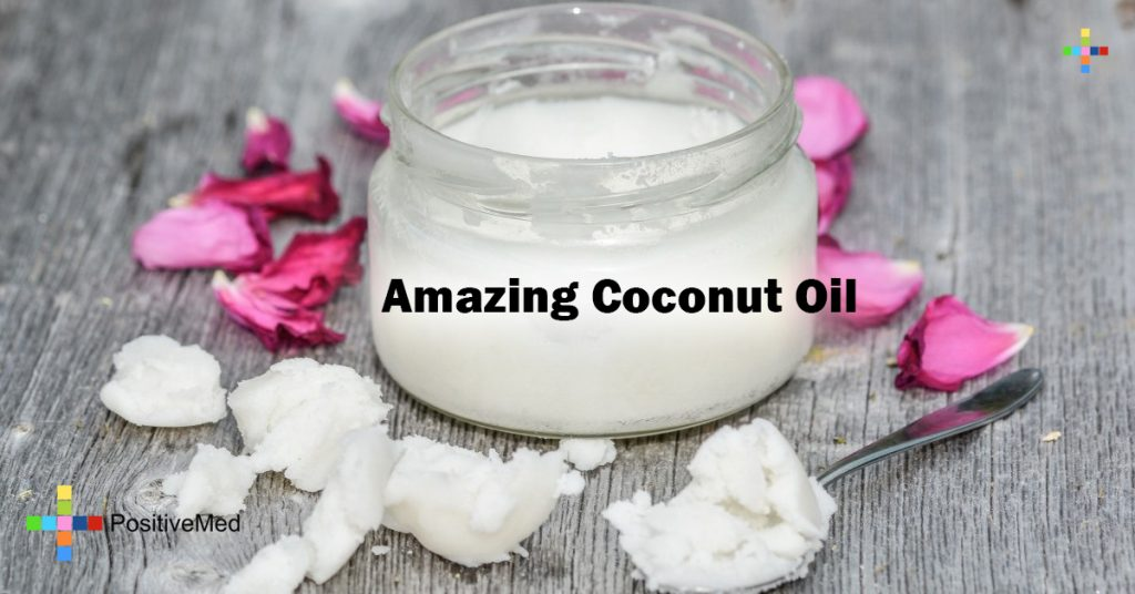 Amazing Coconut Oil