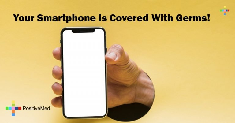 Your Smartphone is Covered With Germs!