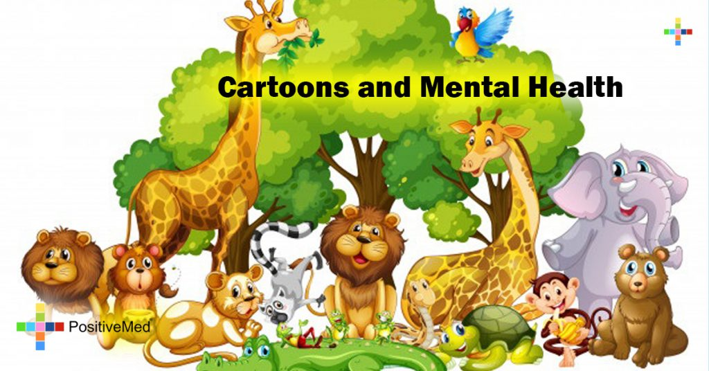 Cartoons and Mental Health