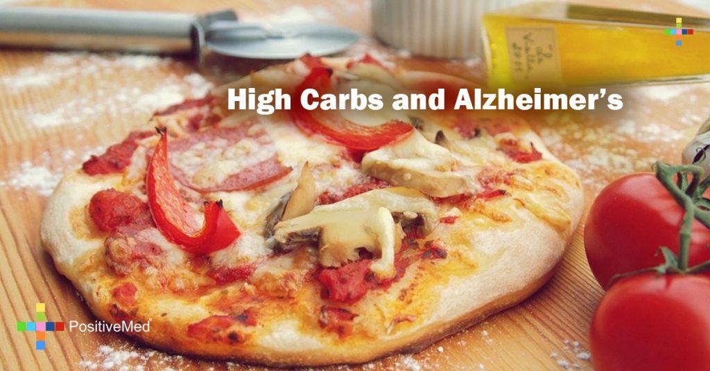 High Carbs and Alzheimer's