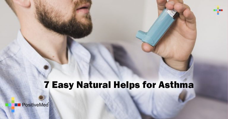 7 Easy Natural Helps for Asthma