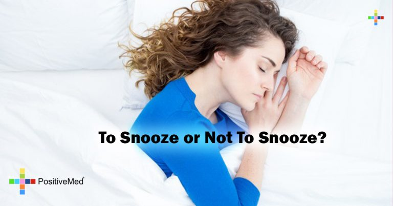 To Snooze or Not To Snooze?