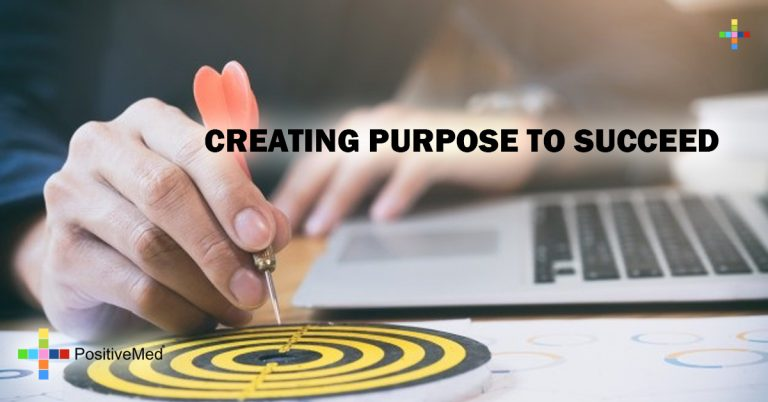 CREATING PURPOSE TO SUCCEED