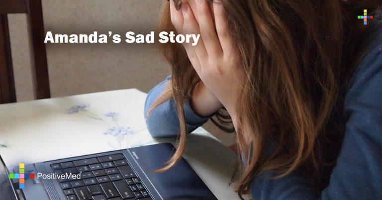 Amanda's Sad Story