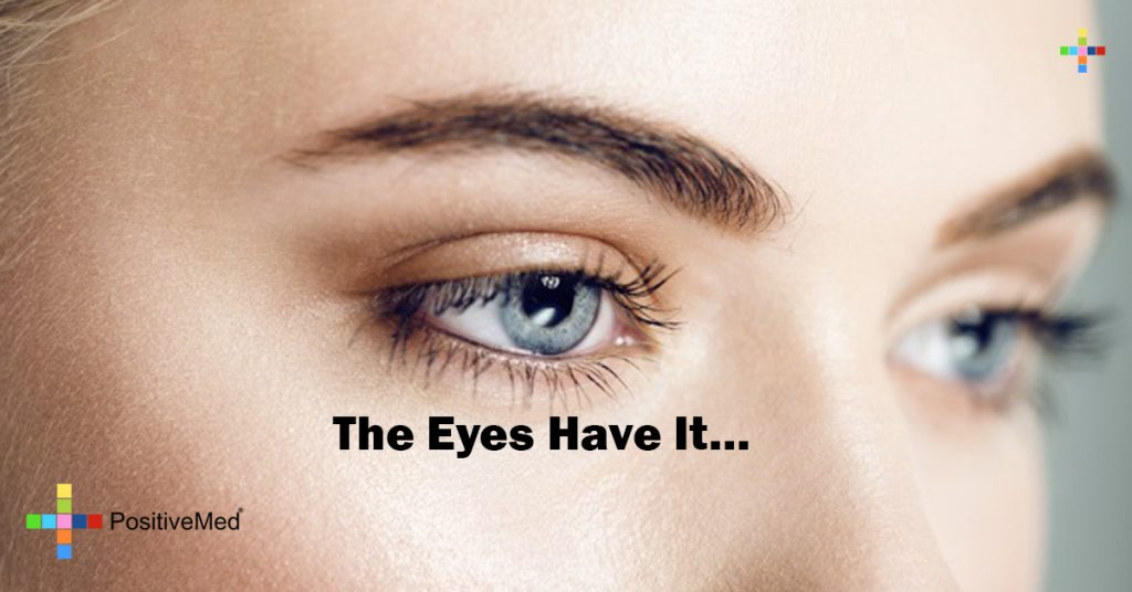 The Eyes Have It...