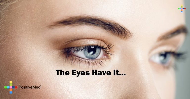 The Eyes Have It…