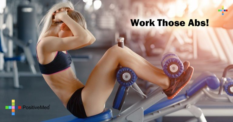 Work Those Abs!