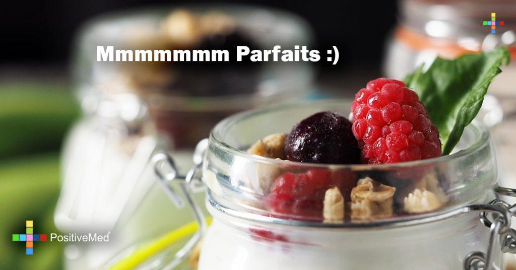 Mmmmmmm Parfaits :)