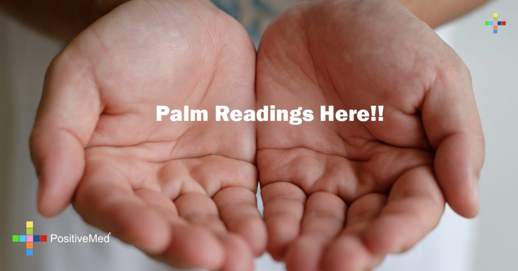 Palm Readings Here!!