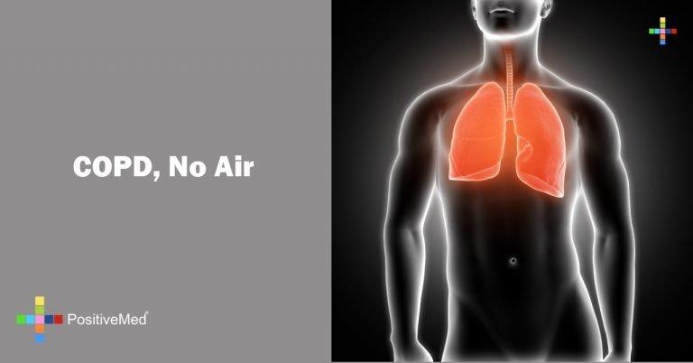 COPD, No Air