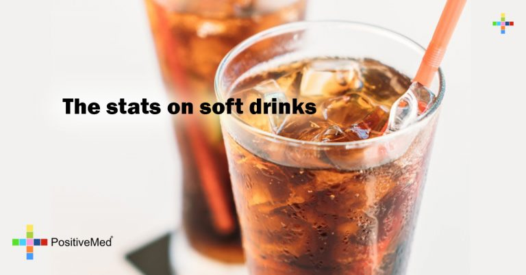 The stats on soft drinks