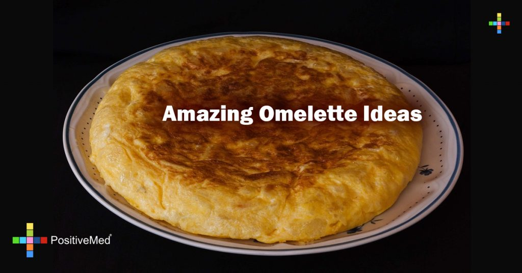 Amazing Omelette Ideas