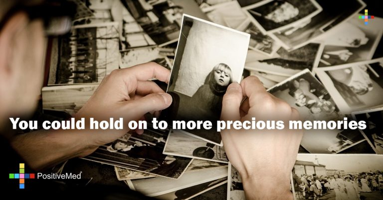 You could hold on to more precious memories