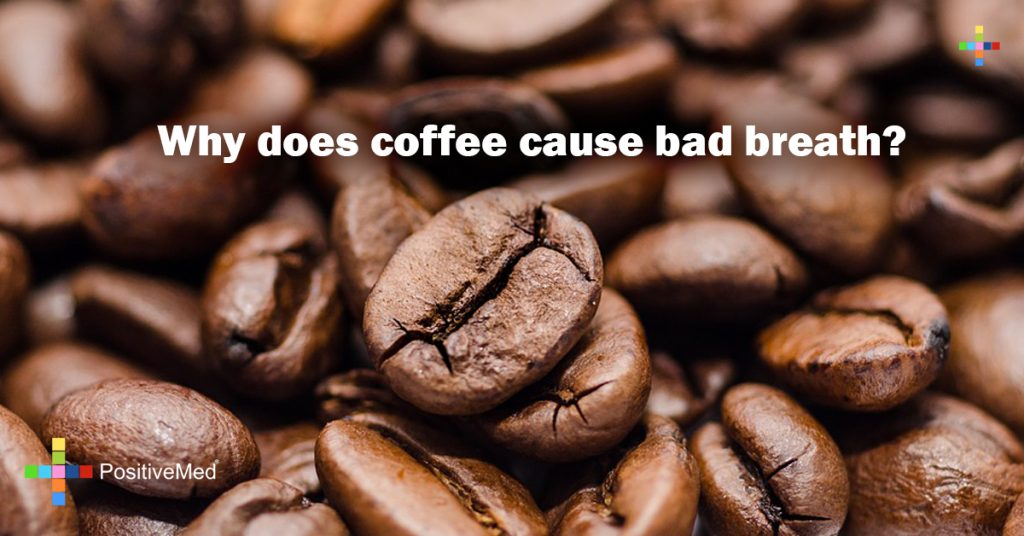 Why does coffee cause bad breath?