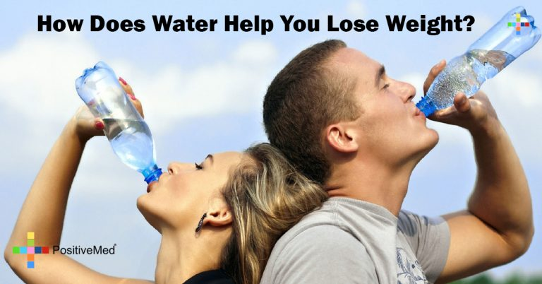 How Does Water Help You Lose Weight?