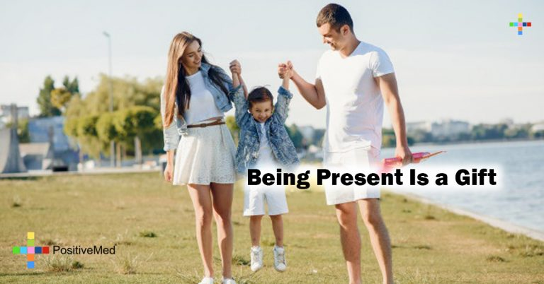Being Present Is a Gift