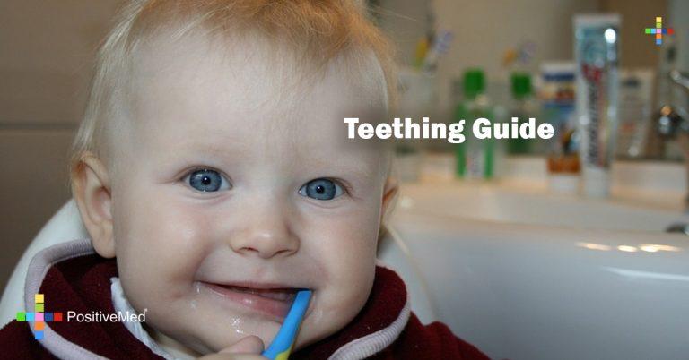 Teething Guide