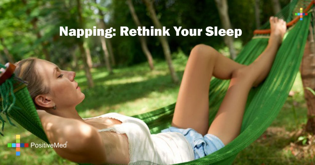Napping: Rethink Your Sleep