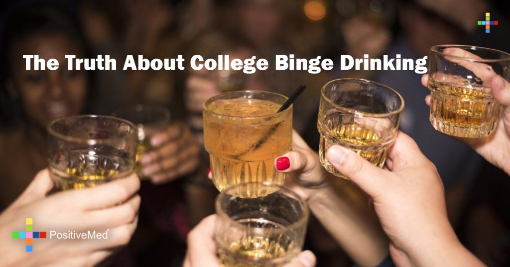 The Truth About College Binge Drinking
