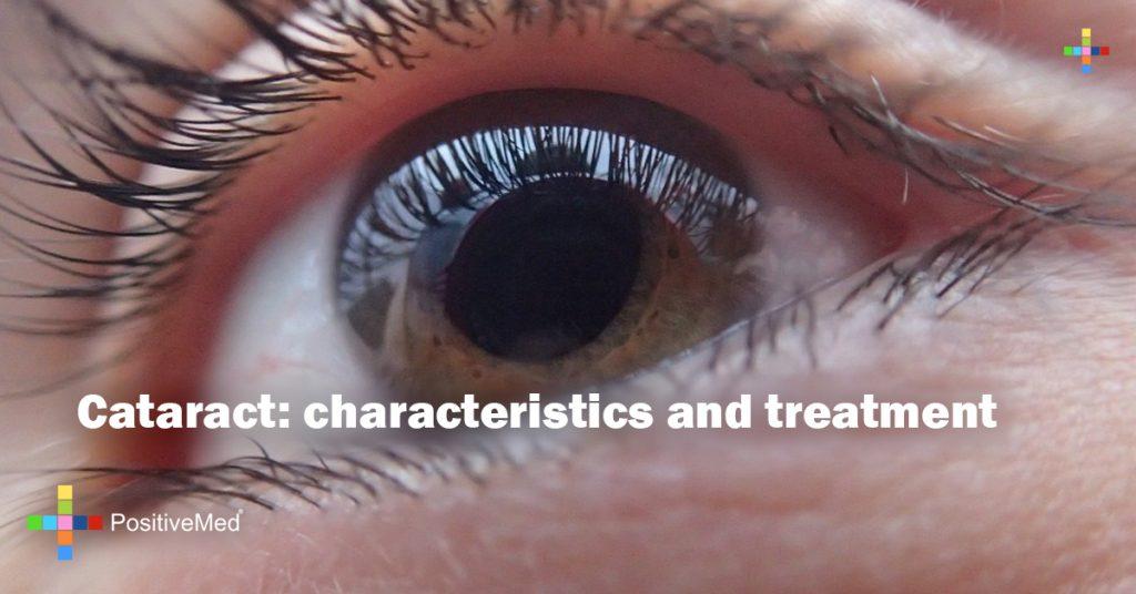 Cataract: characteristics and treatment