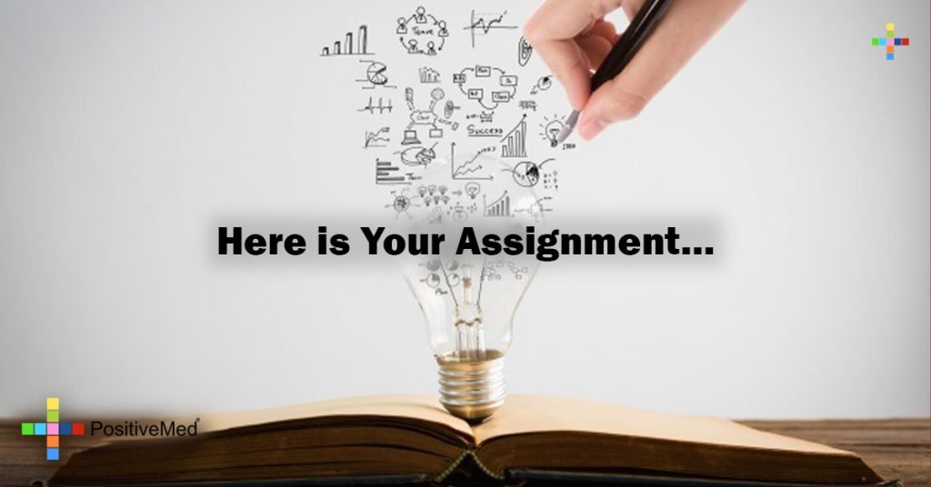 Here is Your Assignment...