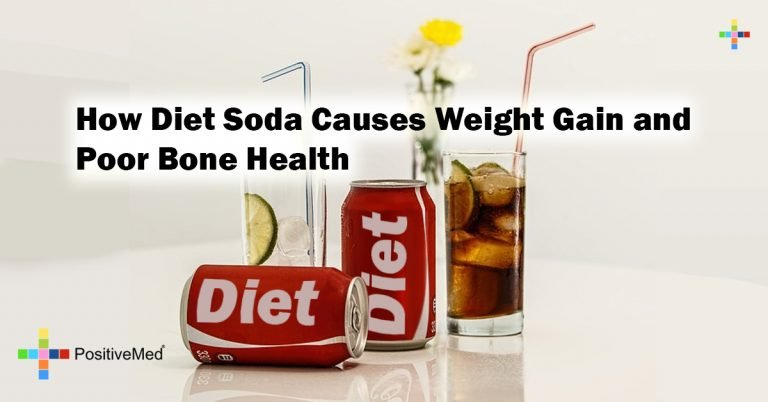 How Diet Soda Causes Weight Gain and Poor Bone Health