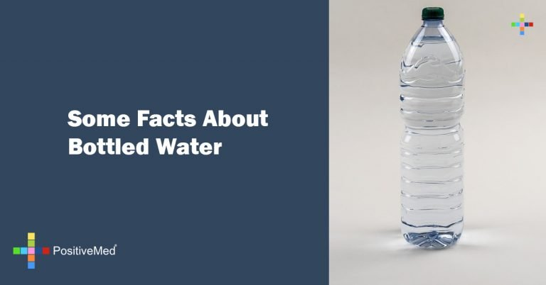 Some Facts About Bottled Water