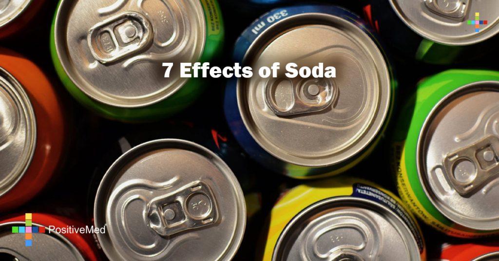 7 Effects of Soda