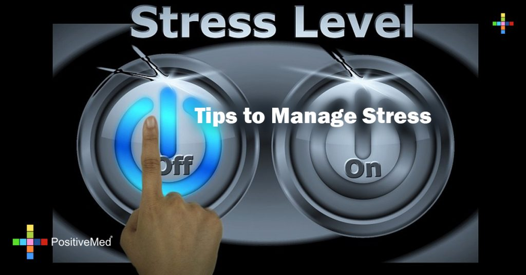 Tips to Manage Stress
