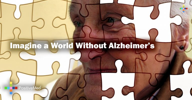 Imagine a World Without Alzheimer's