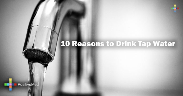 10 Reasons to Drink Tap Water