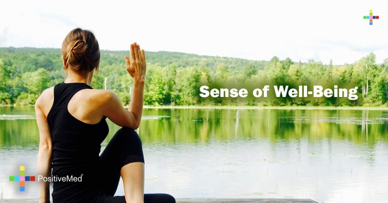 Sense of Well-Being