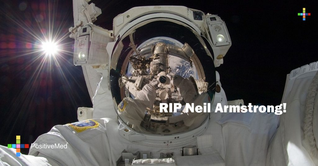 RIP Neil Armstrong!