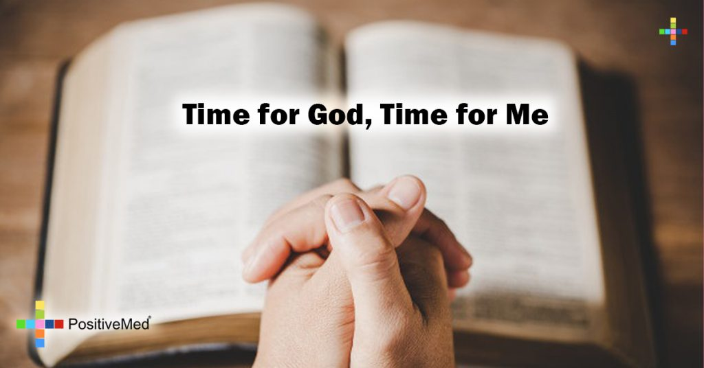 Time for God, Time for Me