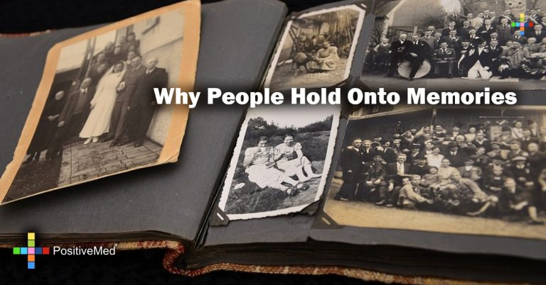 why people hold onto memories