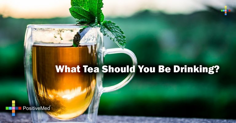 What tea should you be drinking?