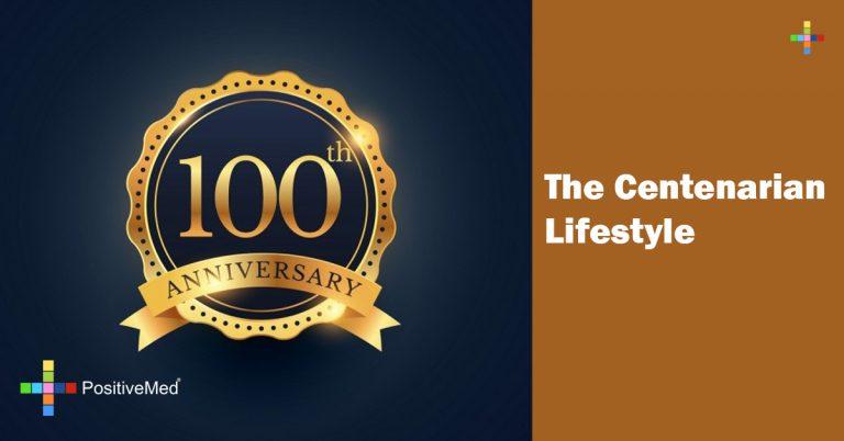 The Centenarian Lifestyle
