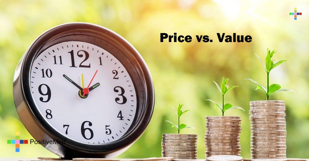 Price vs. Value