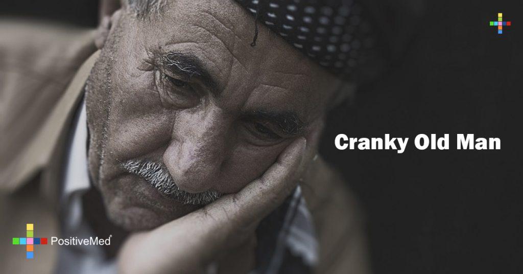 Cranky Old Man