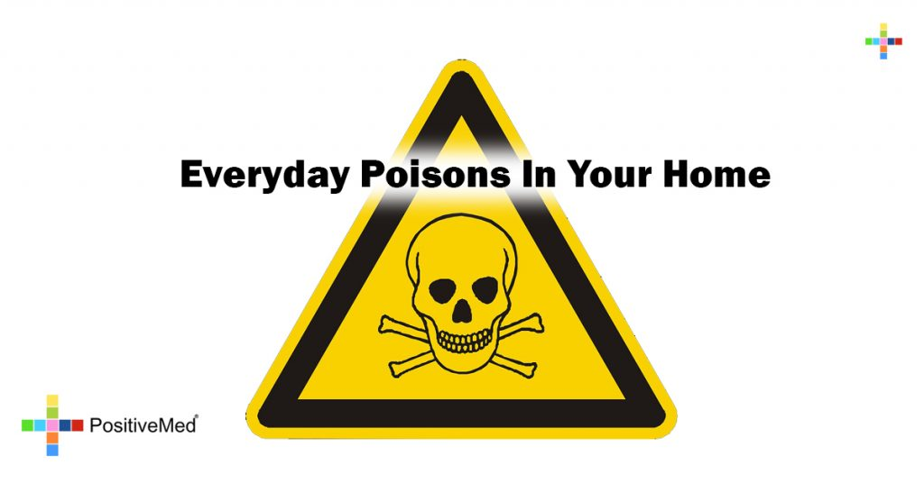 Everyday Poisons In Your Home