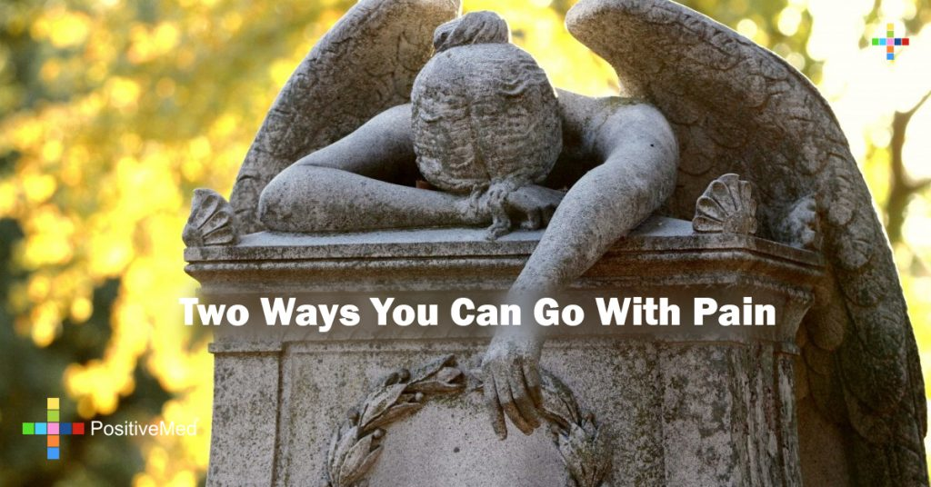 Two Ways You Can Go With Pain