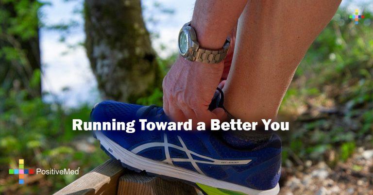 Running Toward a Better You