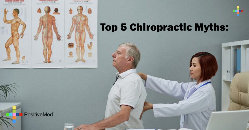 Top 5 Chiropractic Myths: