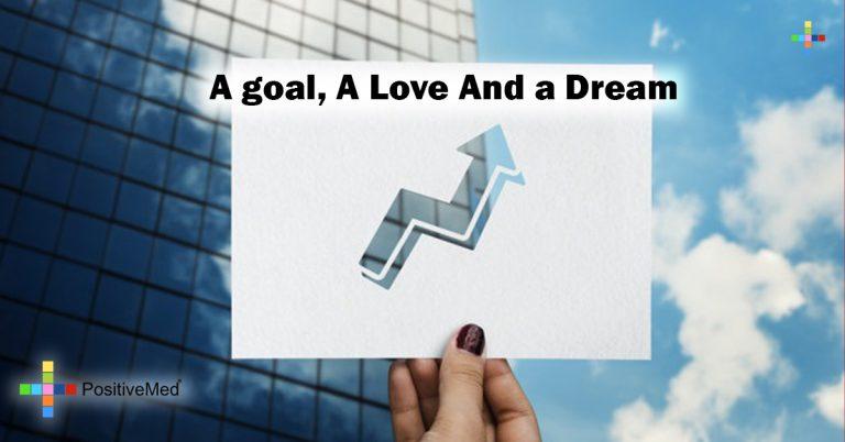 A goal, a love and a dream