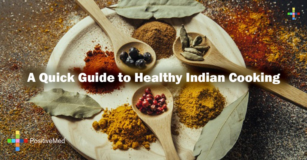A Quick Guide to Healthy Indian Cooking