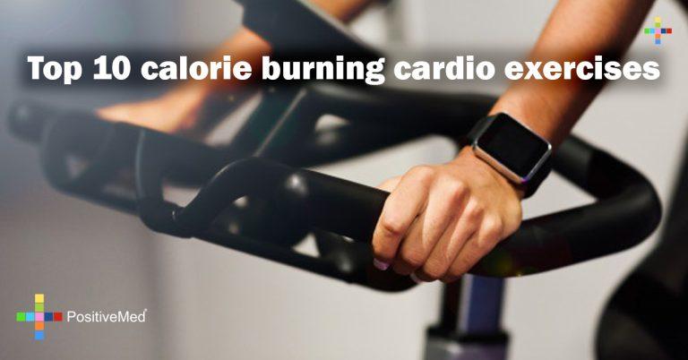 Top 10 calorie burning cardio exercises