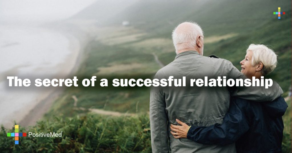 The secret of a successful relationship